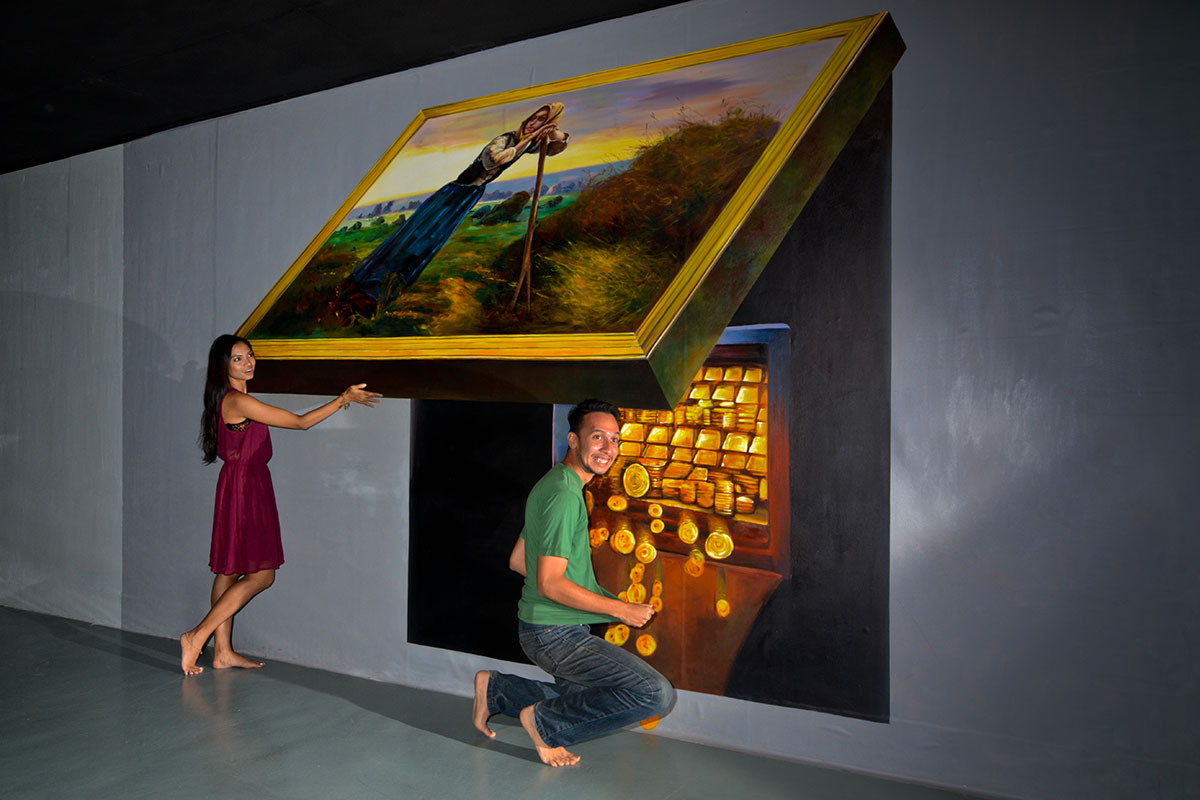 Alive 3D Art Gallery