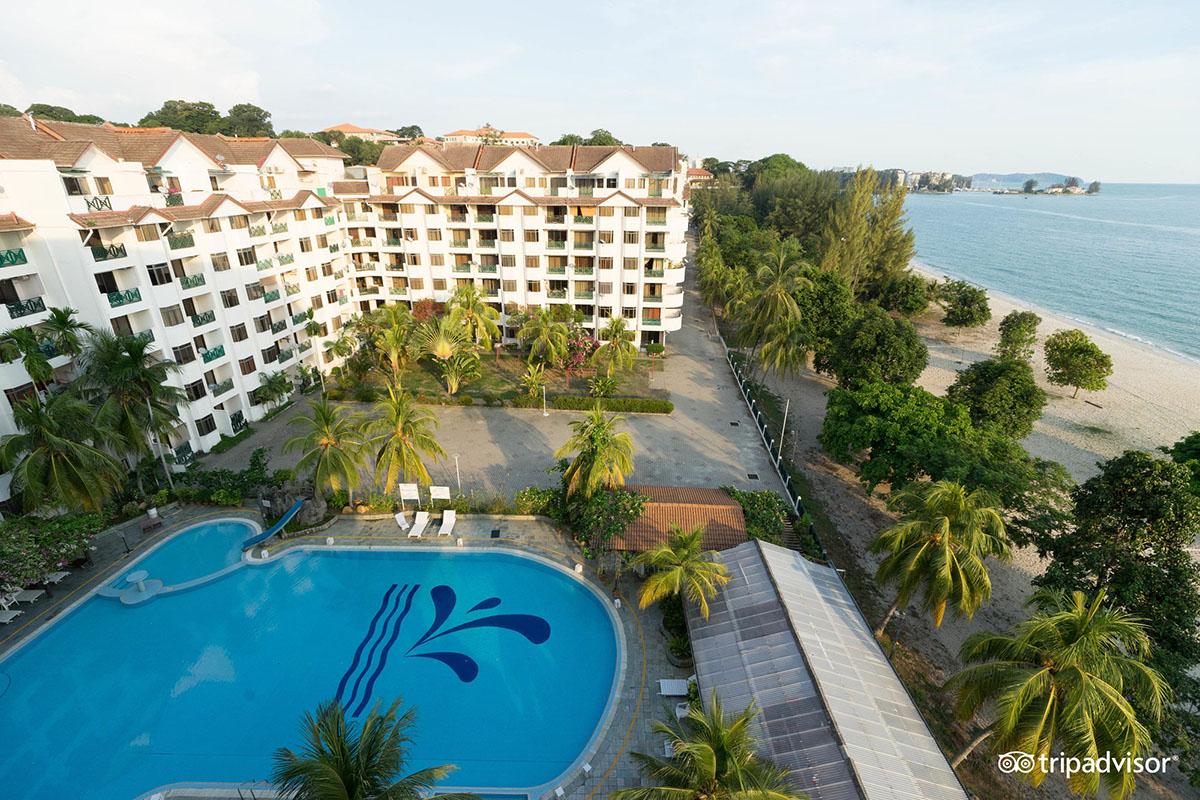 Bayu Beach Resort