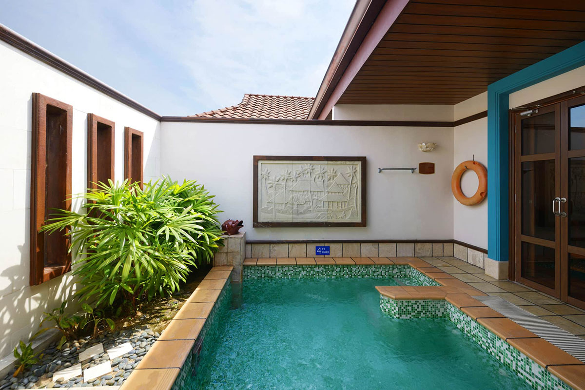 Grand lexis resort for Private swimming pool malaysia