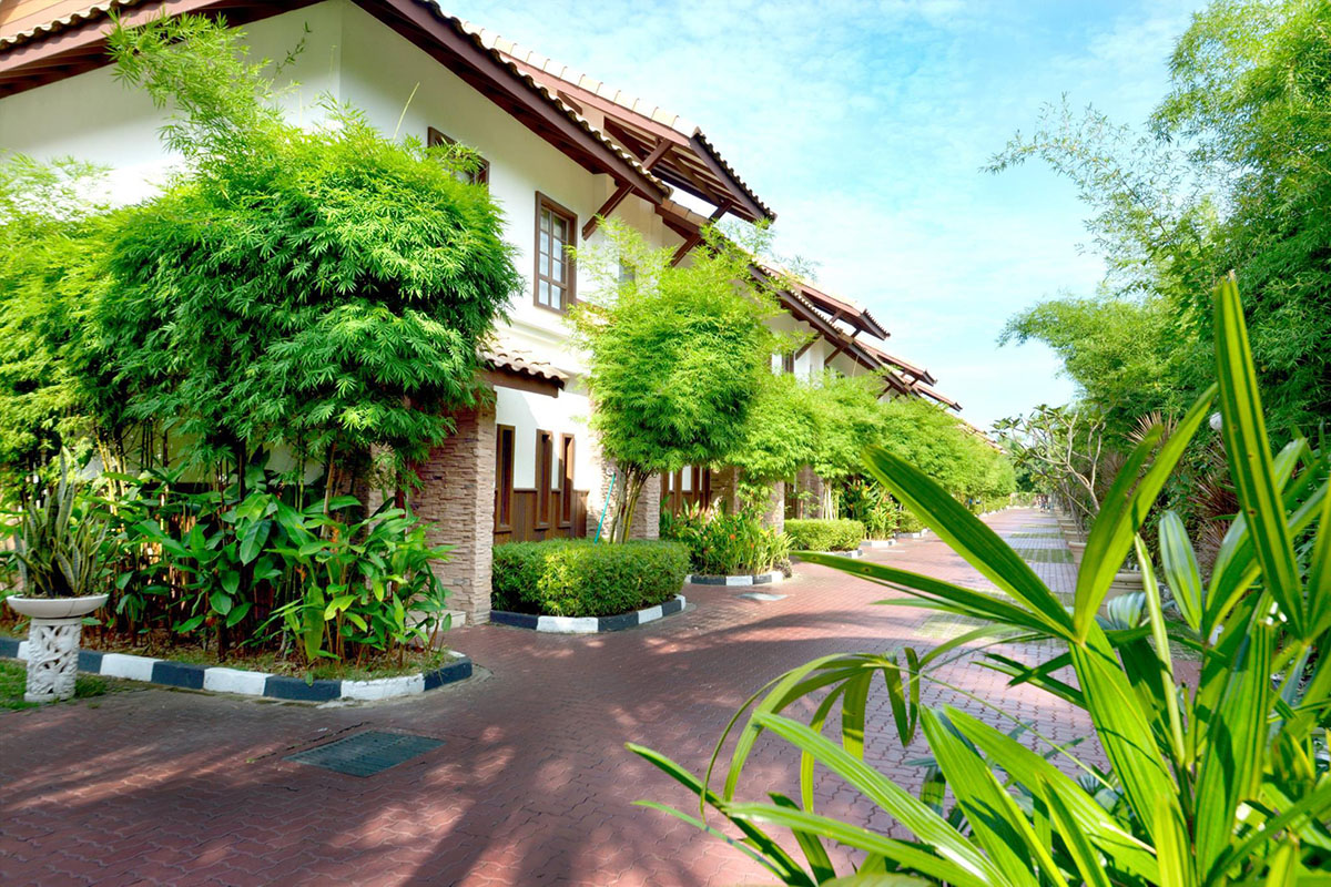 Grand lexis resort for Garden pool villa grand lexis pd